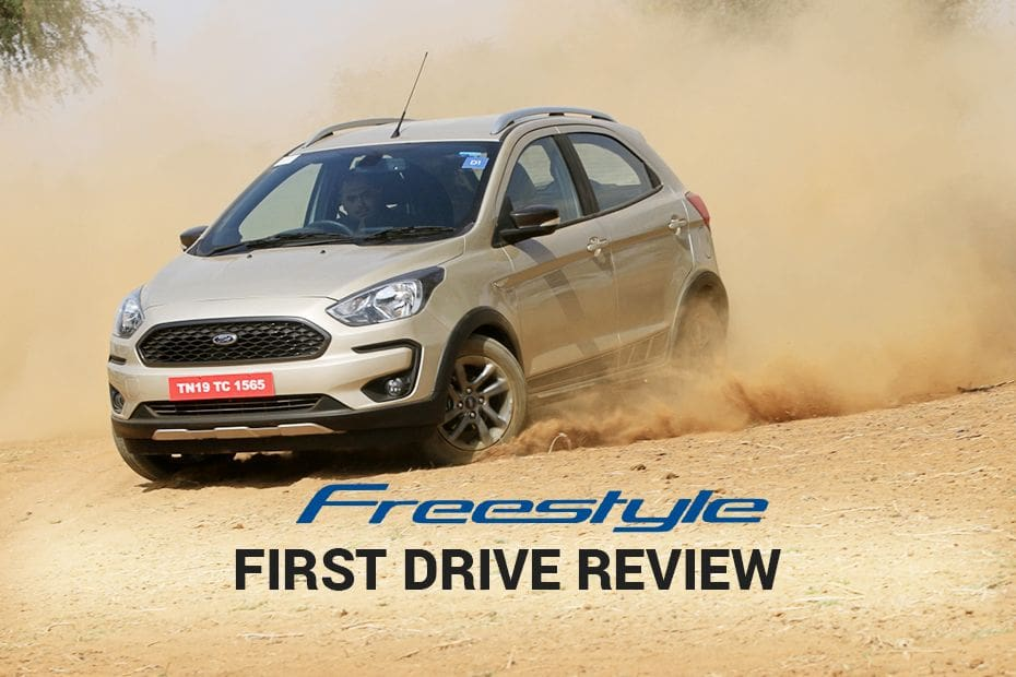 Ford Freestyle: First Drive Review