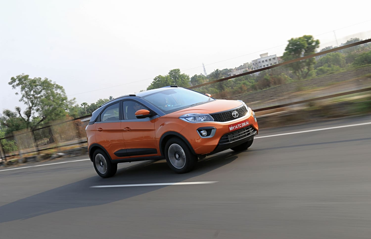 Tata Nexon AMT: First Drive Review
