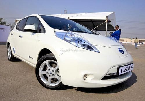 Nissan Leaf Review:The Eco-Chiko Car
