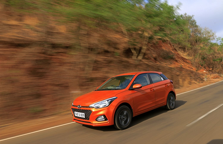 2018  ಹುಂಡೈ ಎಲೈಟ್ i20 CVT: ವಿಮರ್ಶೆ