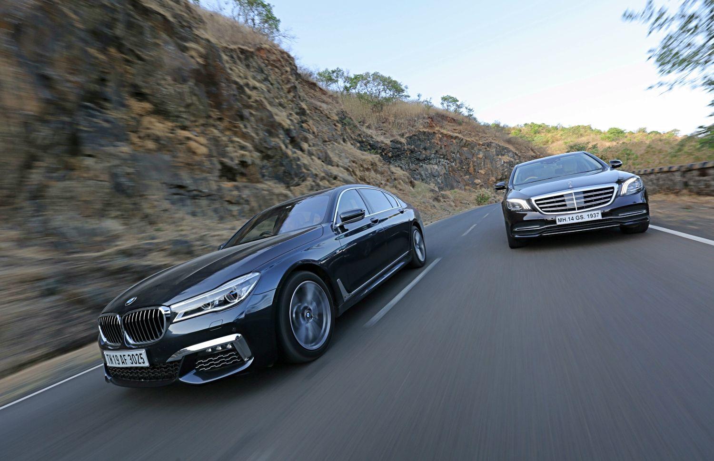 Mercedes-Benz S-Class vs BMW 7 Series: Battle Of The Diesels
