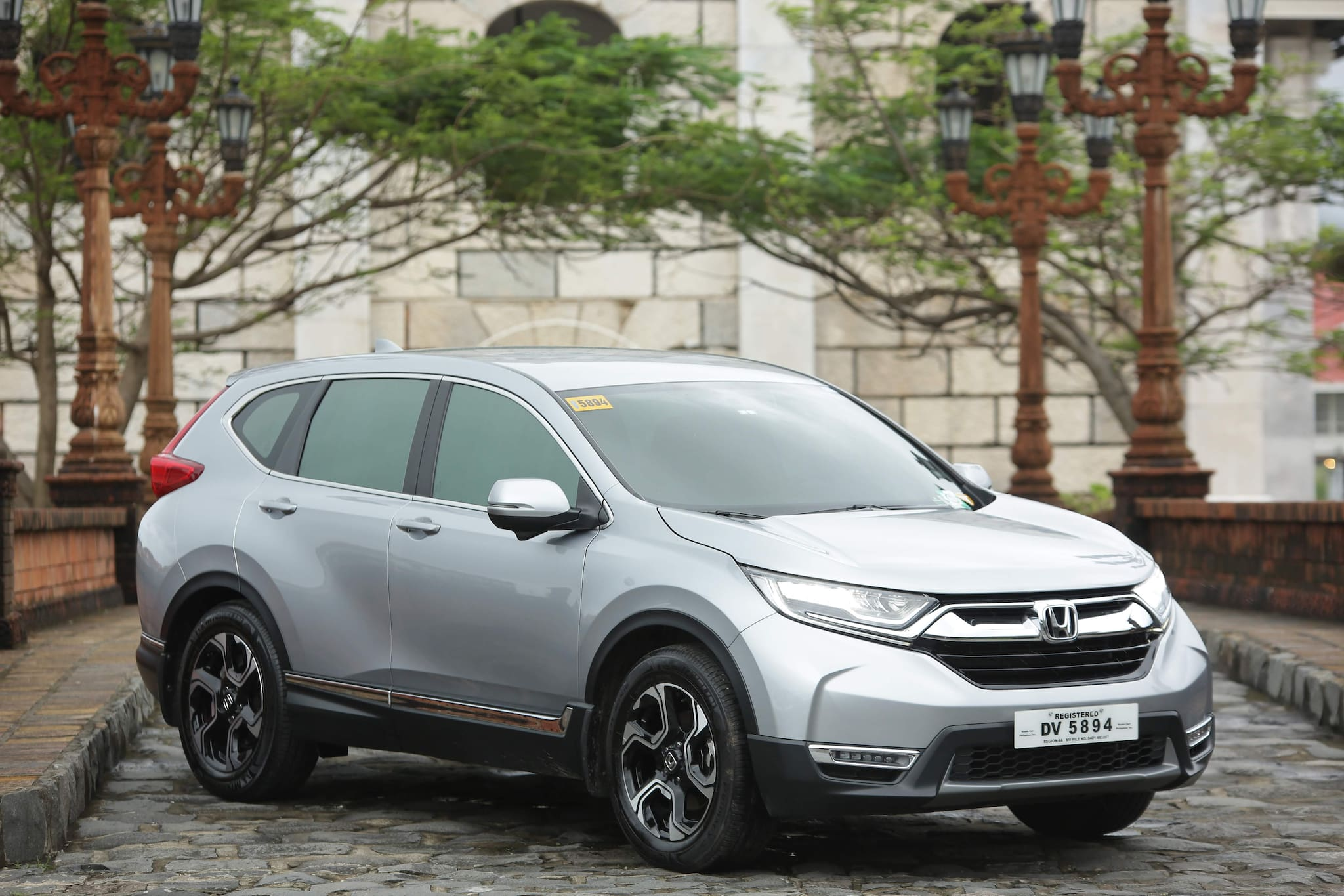 Honda CR-V 2018: First Drive Review