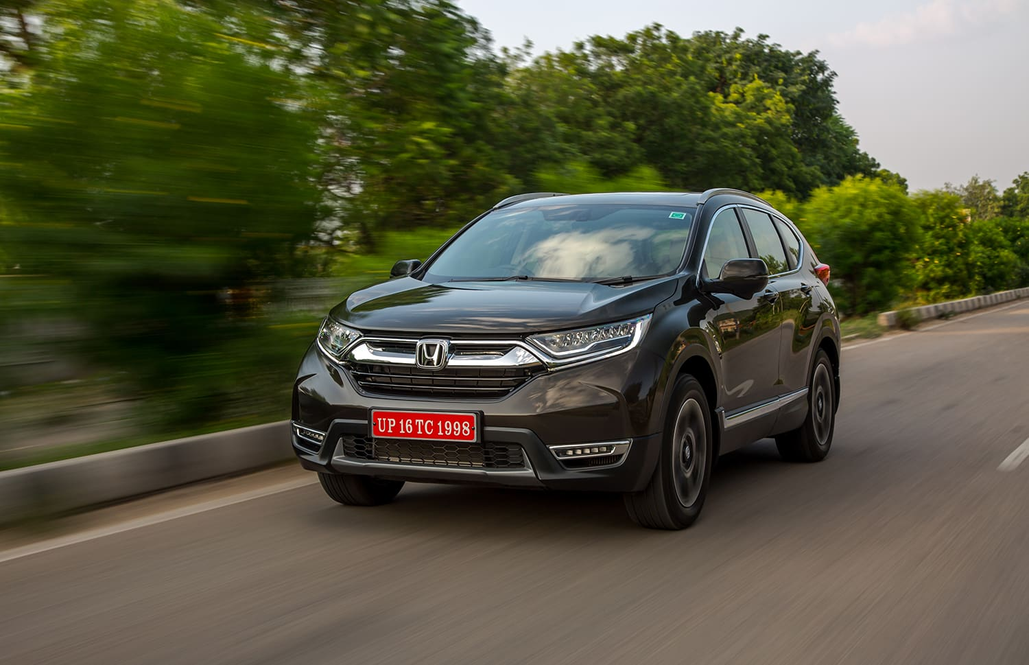 2018 Honda CR-V: First Drive Review