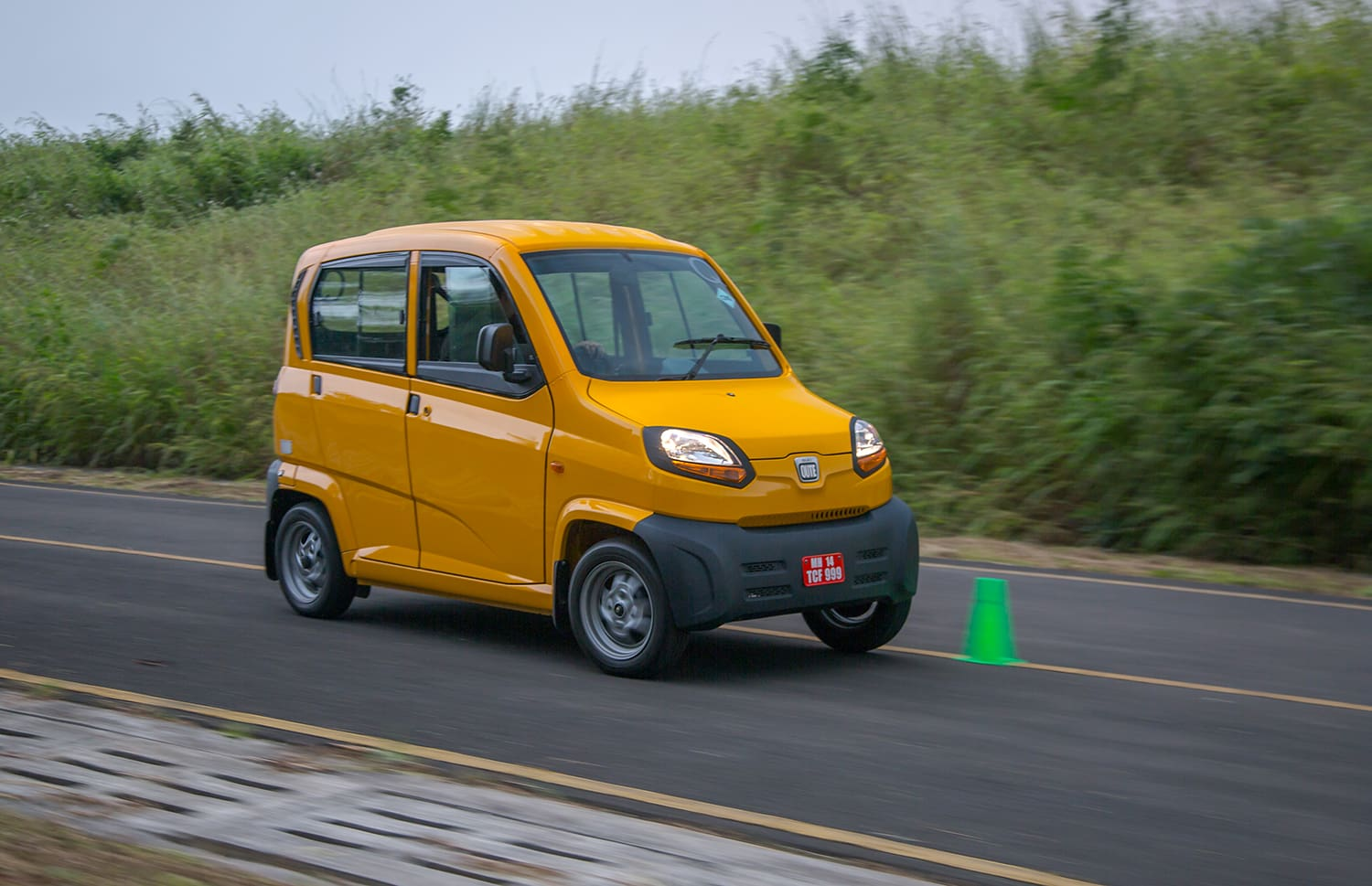 Bajaj Qute (RE60): First Drive Review