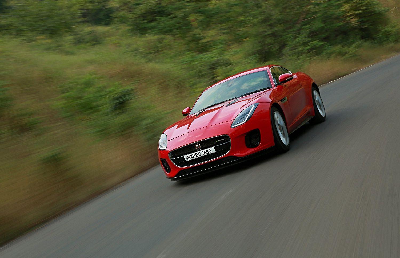 Jaguar F-Type 2.0-litre Petrol Review