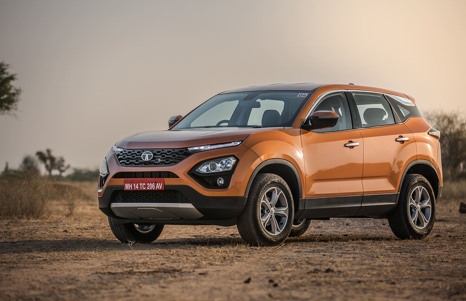 Tata Harrier Review: First Drive