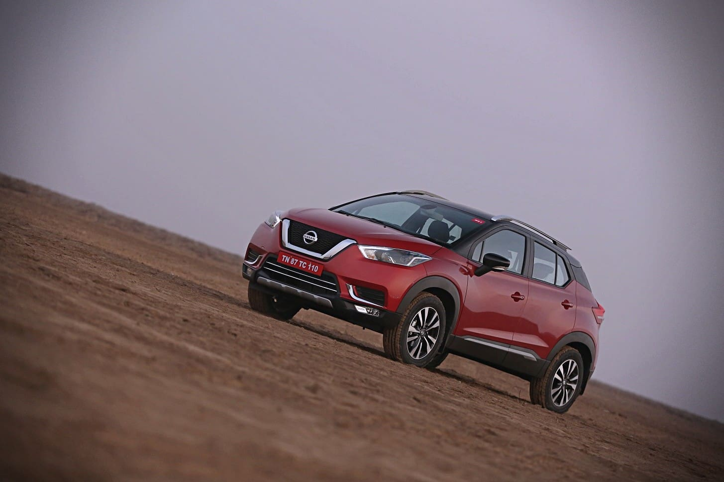 India-spec Nissan Kicks: First Drive रिव्यु