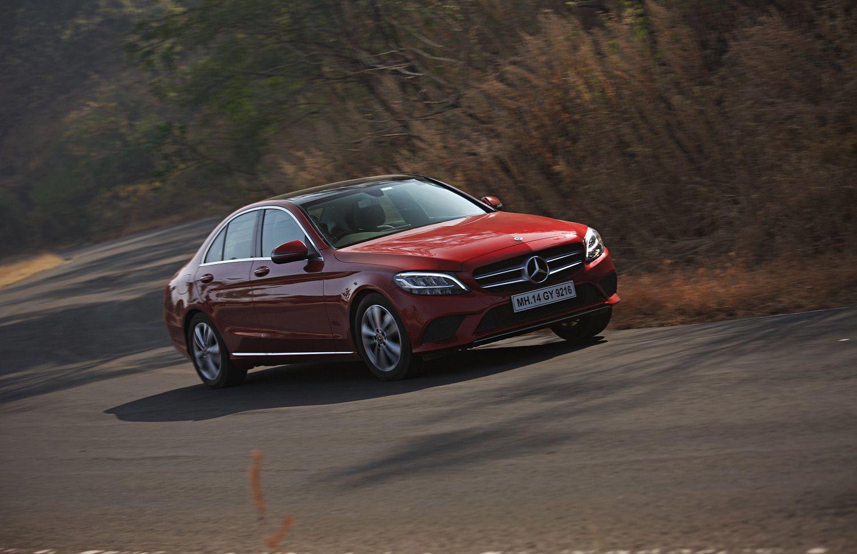 Mercedes-Benz C-Class Facelift Review