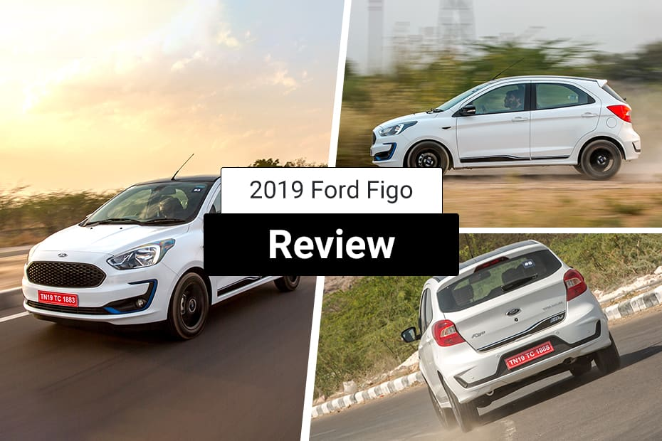 Ford Figo 2019 Review: First Drive