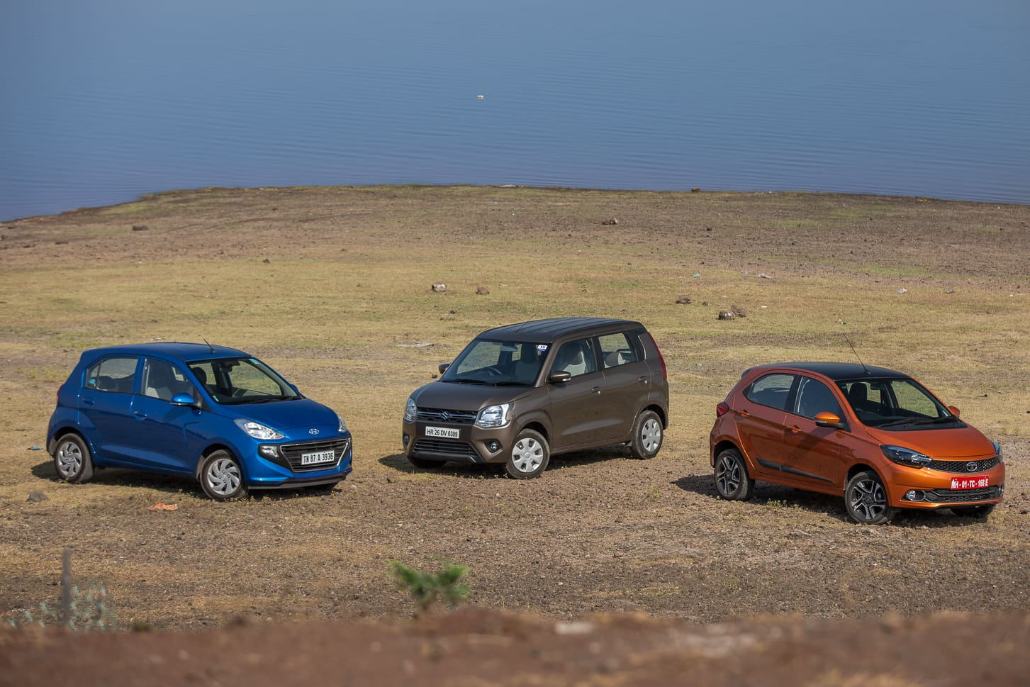 Maruti WagonR vs Hyundai Santro vs Tata Tiago - Comparison Review
