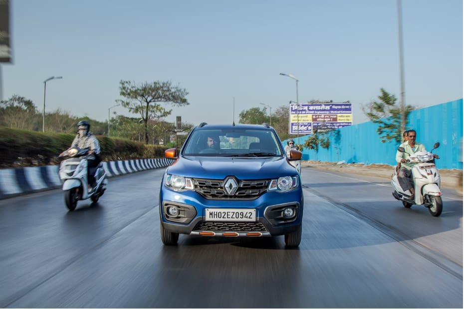 2018 Renault Kwid Climber: Long Term Fleet Introduction