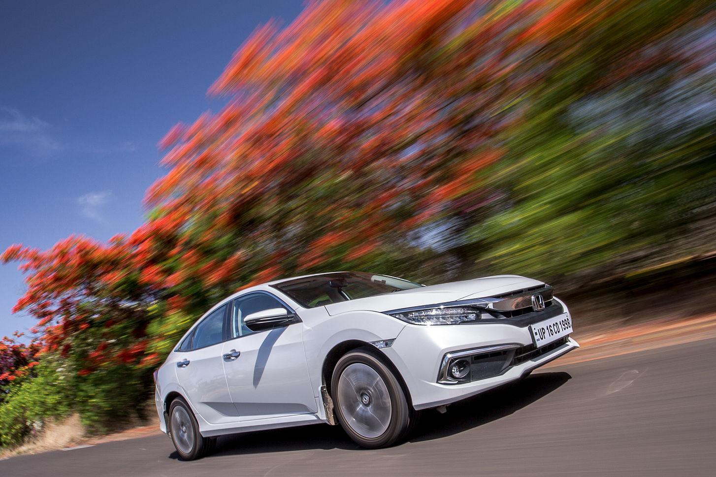 Honda Civic Petrol And Diesel:  Review