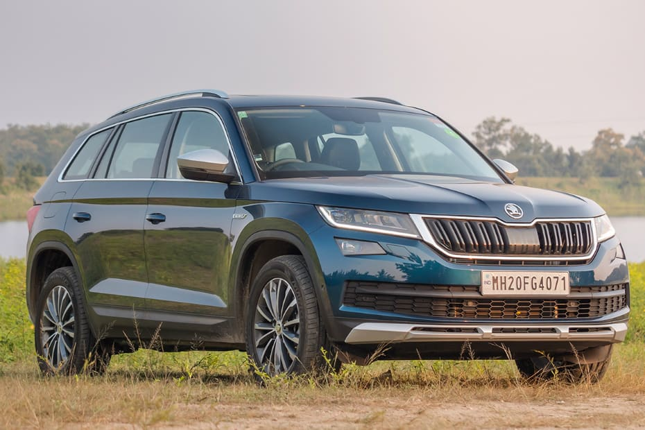 2019 Skoda Kodiaq Scout: First Drive Review