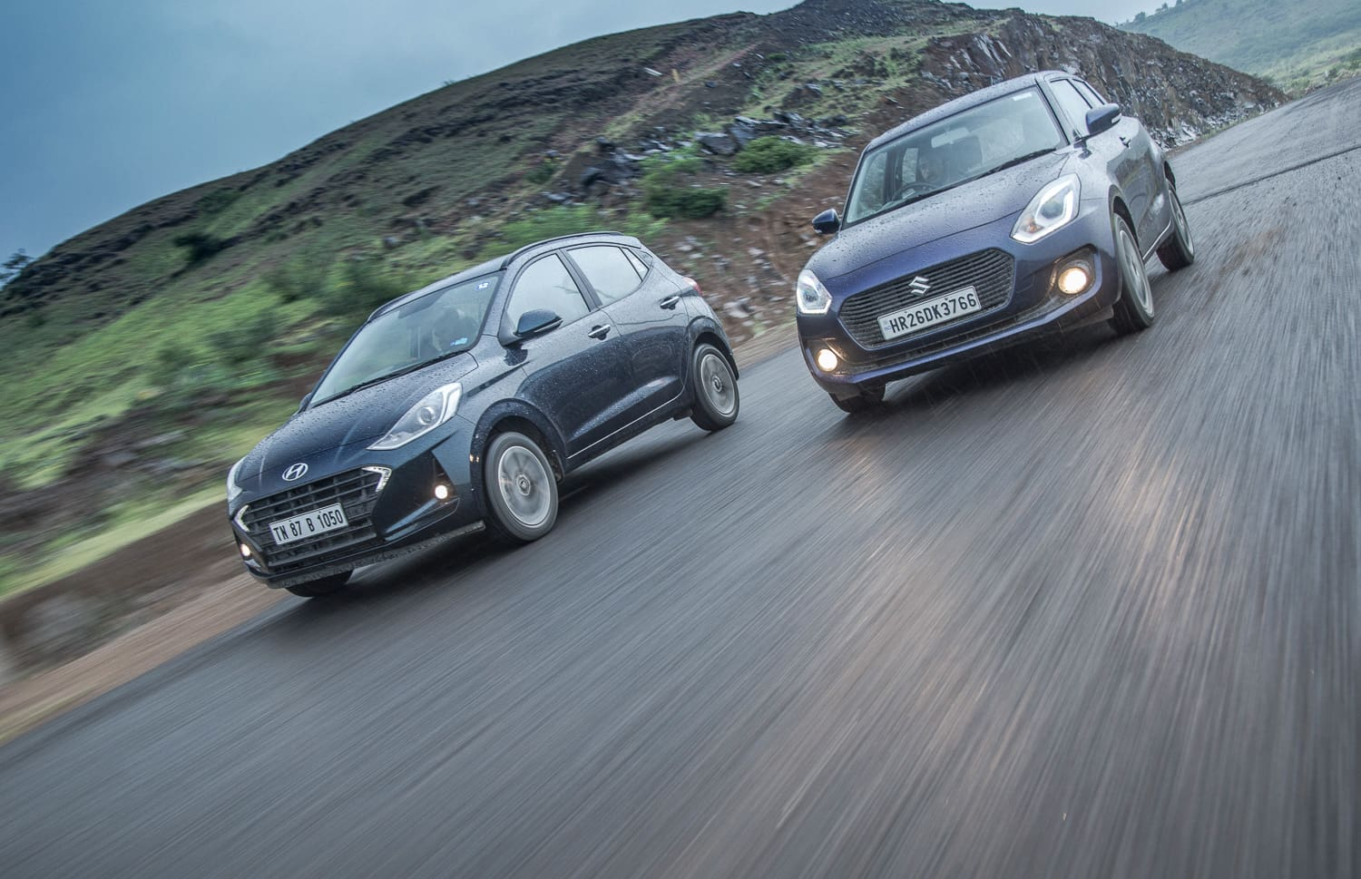 Hyundai Grand i10 Nios vs Maruti Swift: Petrol-manual Comparison Review