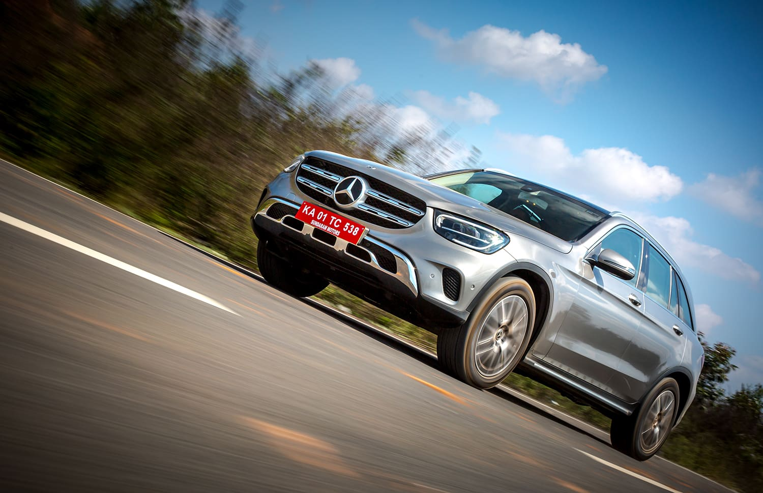 2019 Mercedes-Benz GLC: First Drive Review