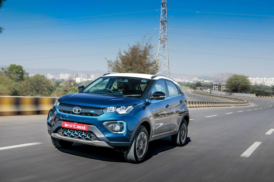 Tata Nexon EV Battery Draining First Drive Review