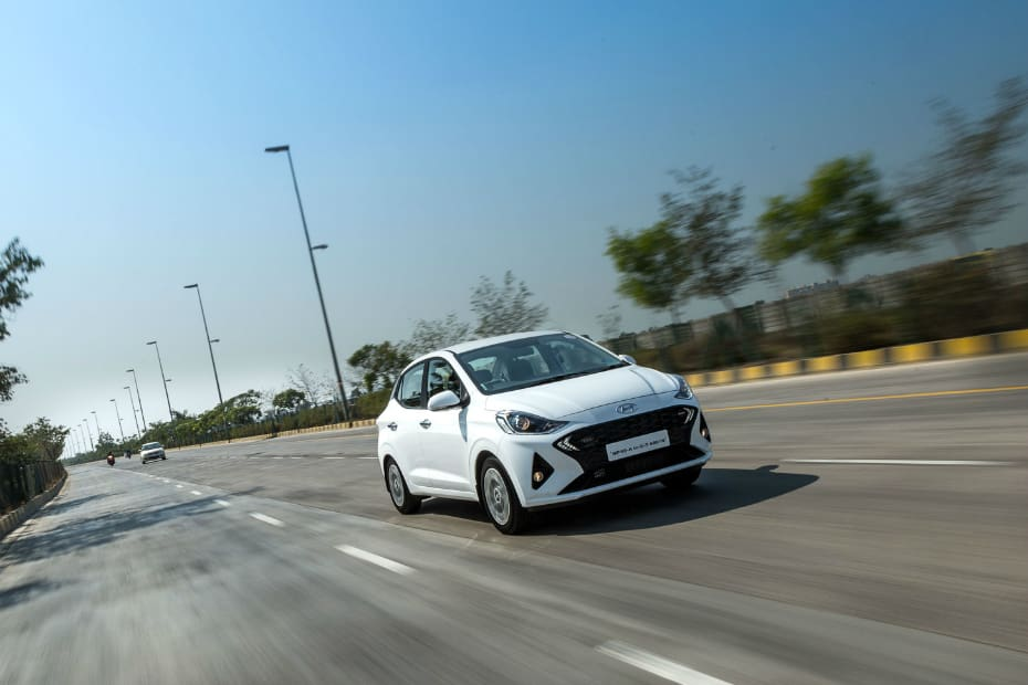 Hyundai Aura Review: First Drive