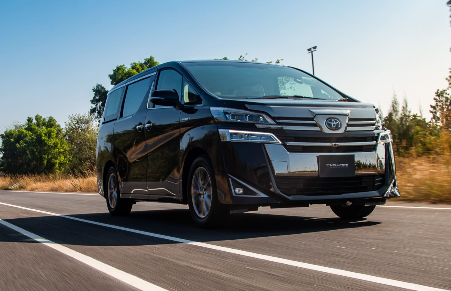 Toyota Vellfire: First Drive Review