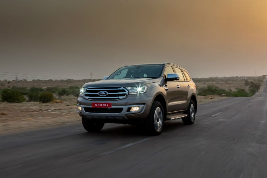 2020 Ford Endeavour 2.0L Diesel AT: First Drive Review