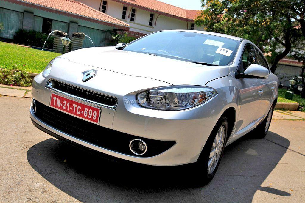 New Renault Fluence E4 Diesel (New Engine)