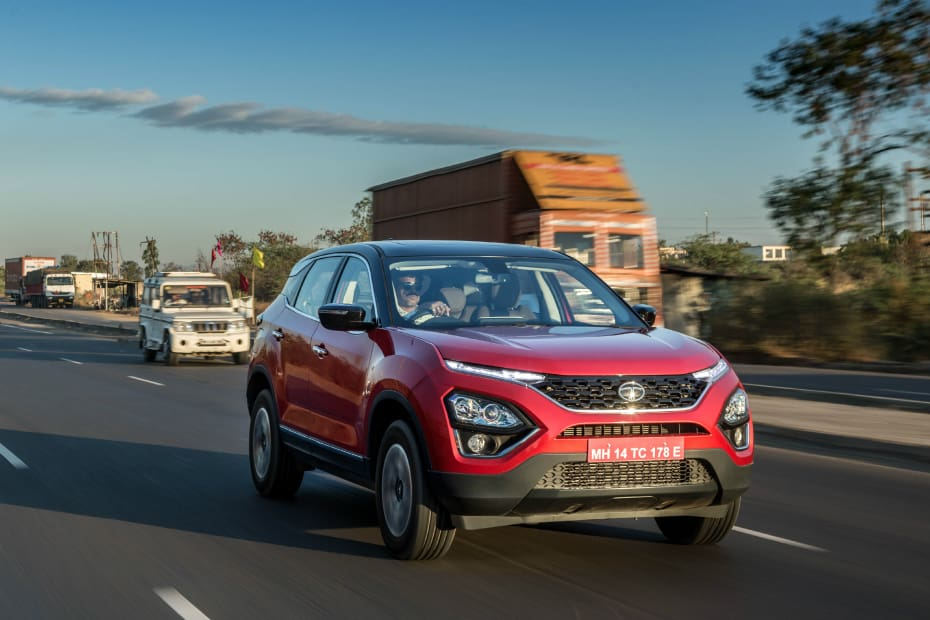 Tata Harrier Automatic: First Drive Review