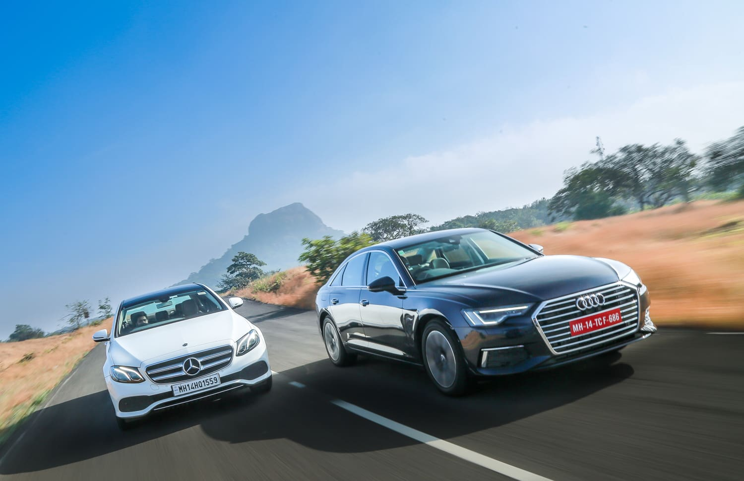 Audi A6 vs Mercedes-Benz E 220d: Comparison Review