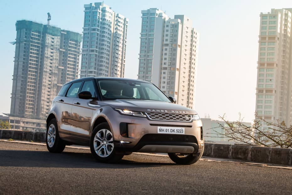 2020 Range Rover Evoque: First Drive Review