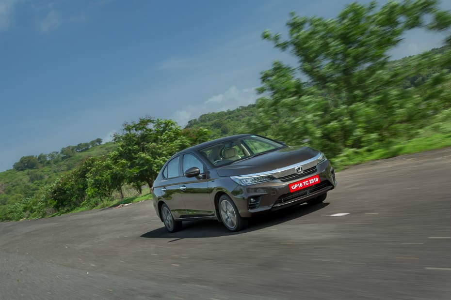 2020 Honda City: First Drive Review