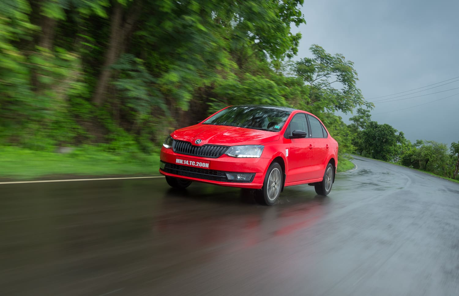 Skoda Rapid 1.0 TSI: First Drive Review