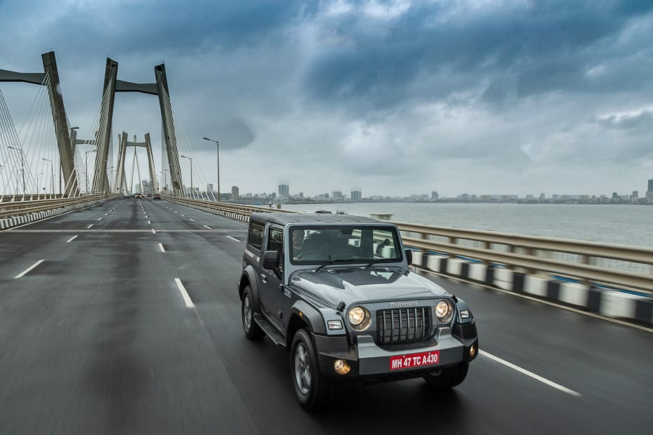 2020 Mahindra Thar First Look Review