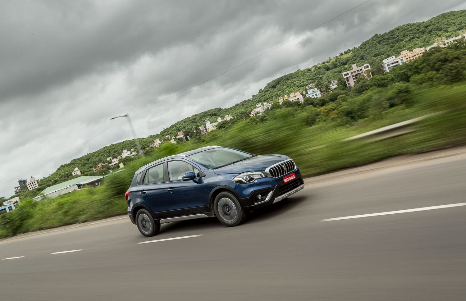 2020 Maruti S-Cross 1.5 Petrol-AT: First Drive Review
