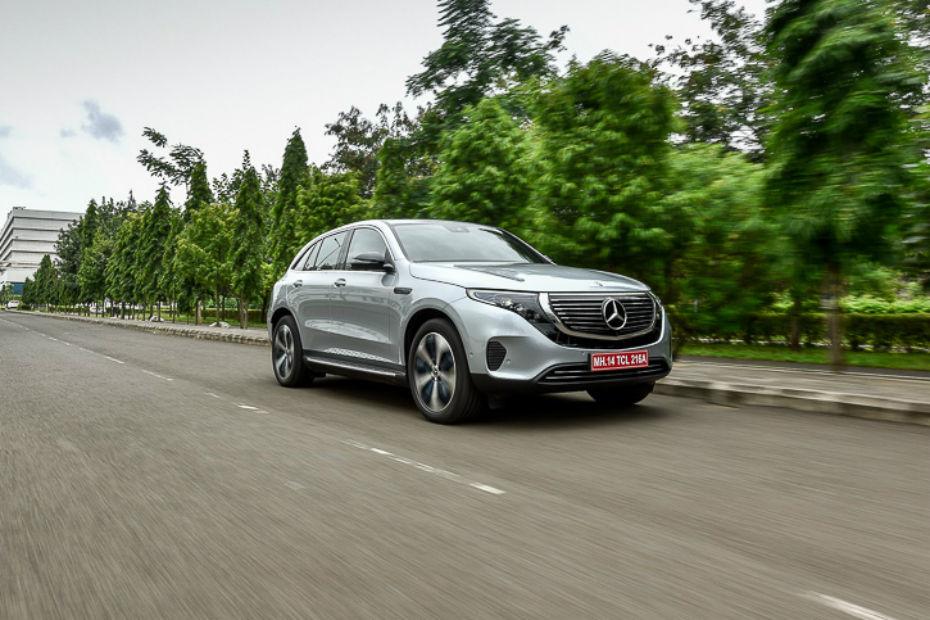 मर्सिडीज-बेंज ईक्यूसी : फर्स्ट ड्राइव रिव्यू