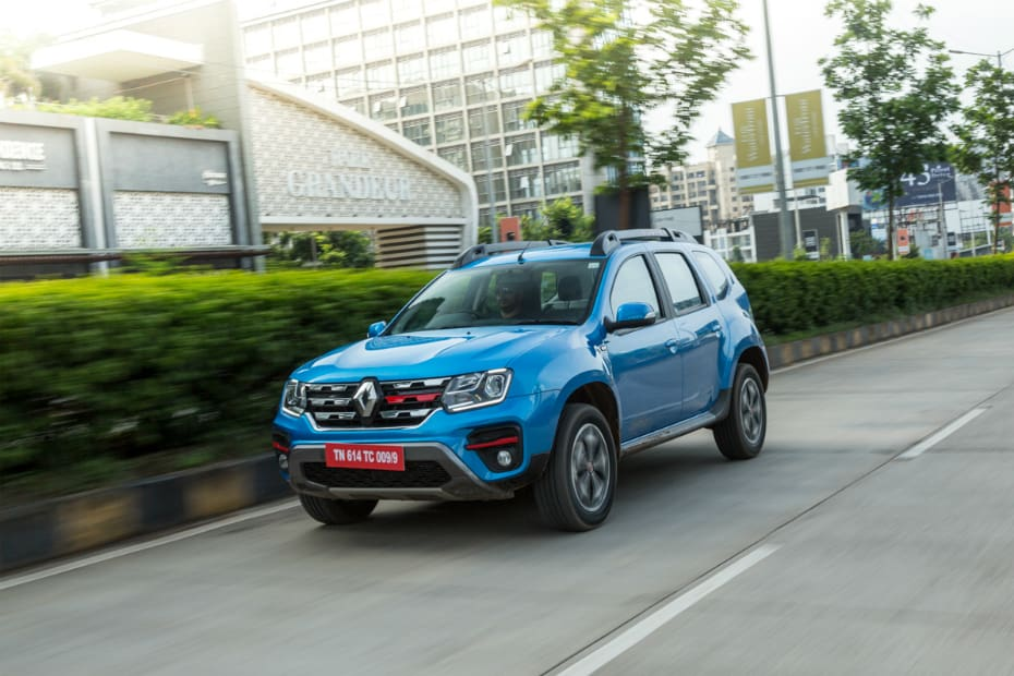 Renault Duster Turbo 2020  Review