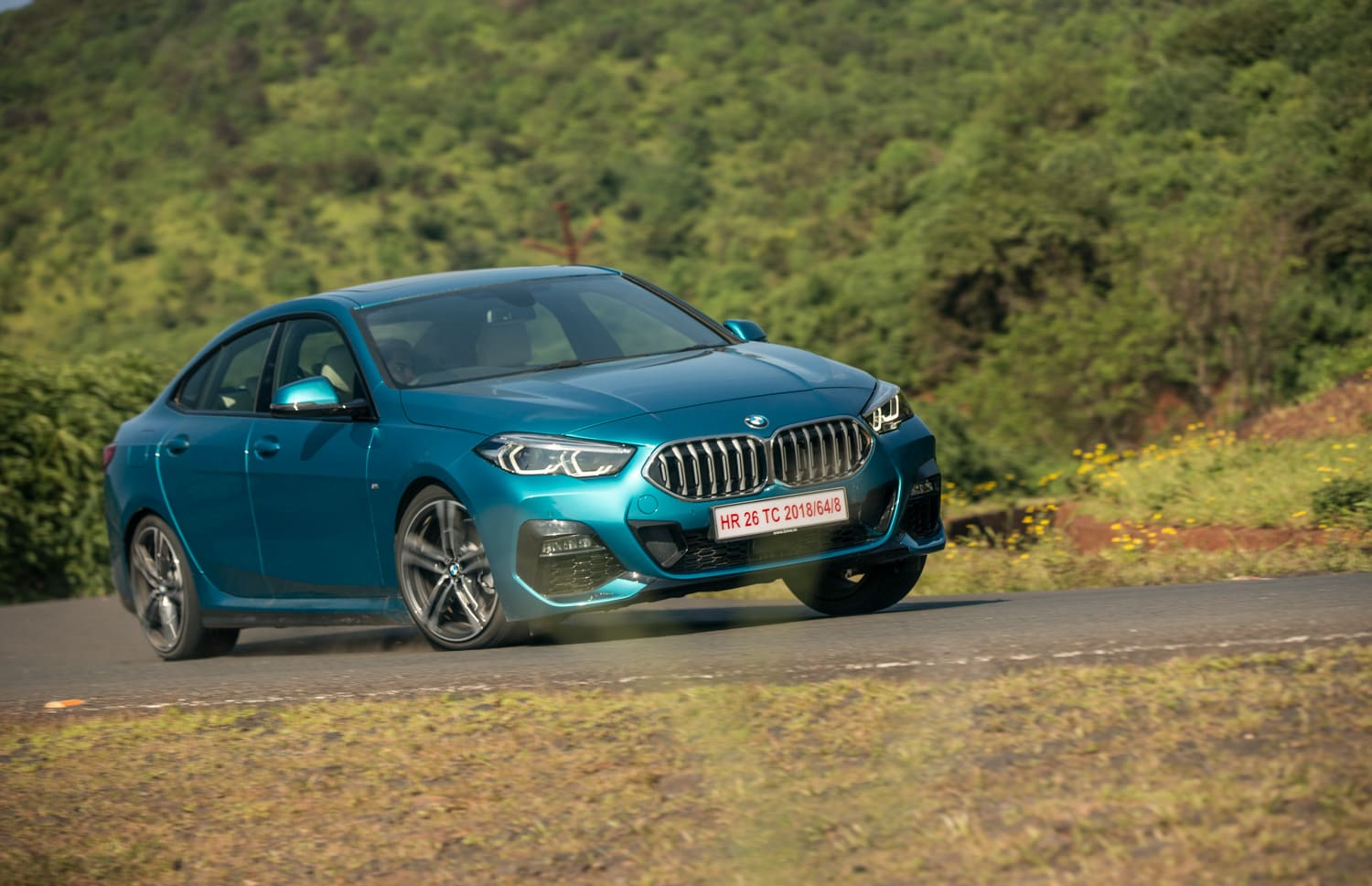 BMW 2 Series Gran Coupe: First Drive Review