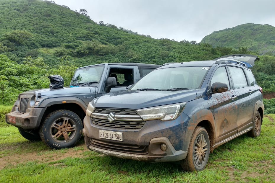 Maruti Suzuki XL6 Fleet Introduction: The New Shoot Wagon