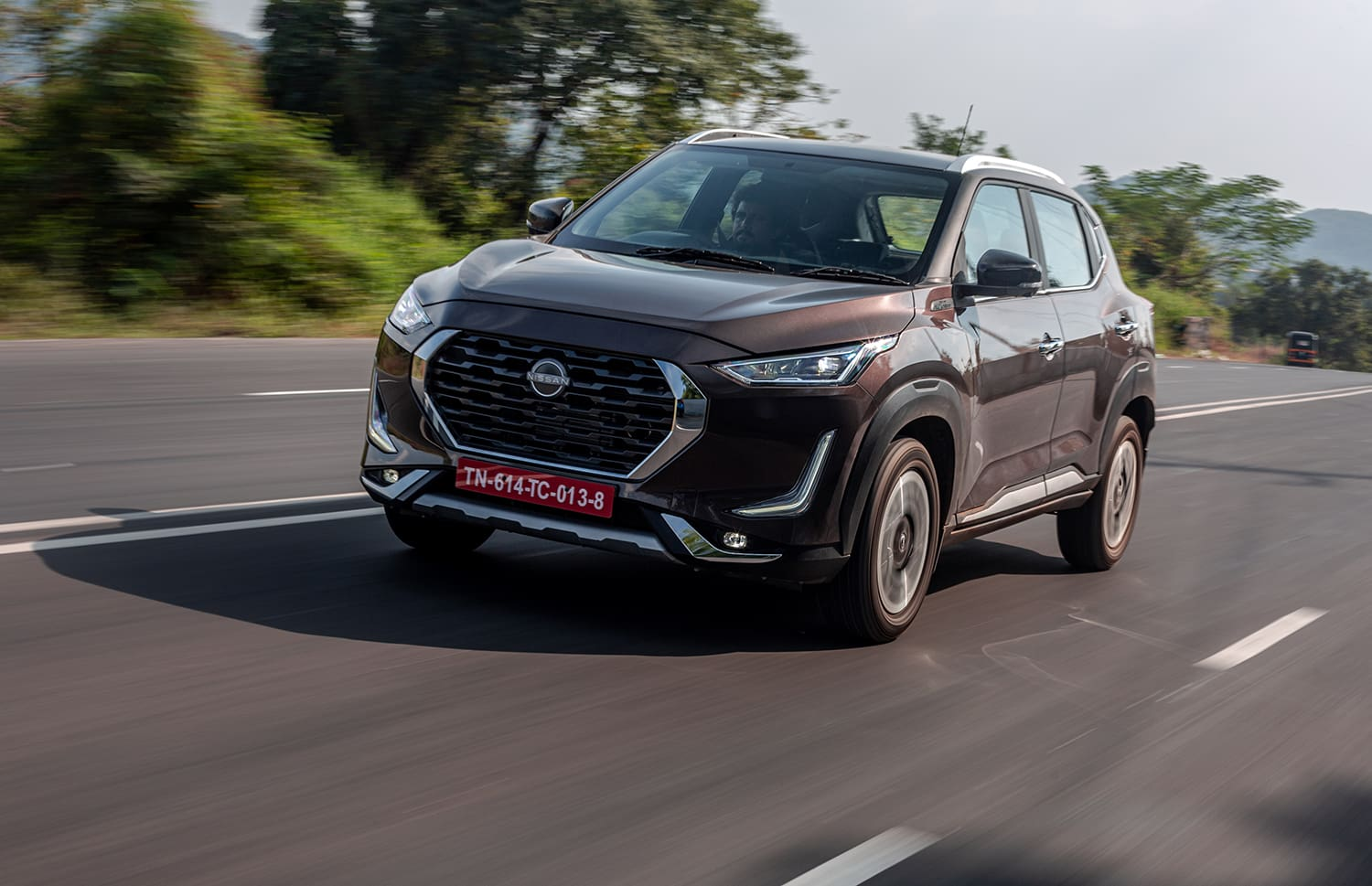 2020 Nissan Magnite First Drive Review