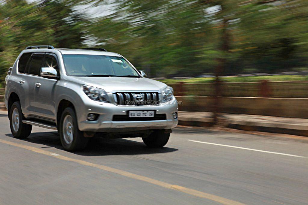 2010 Toyota Land Cruiser Prado 3.0 D4D Diesel