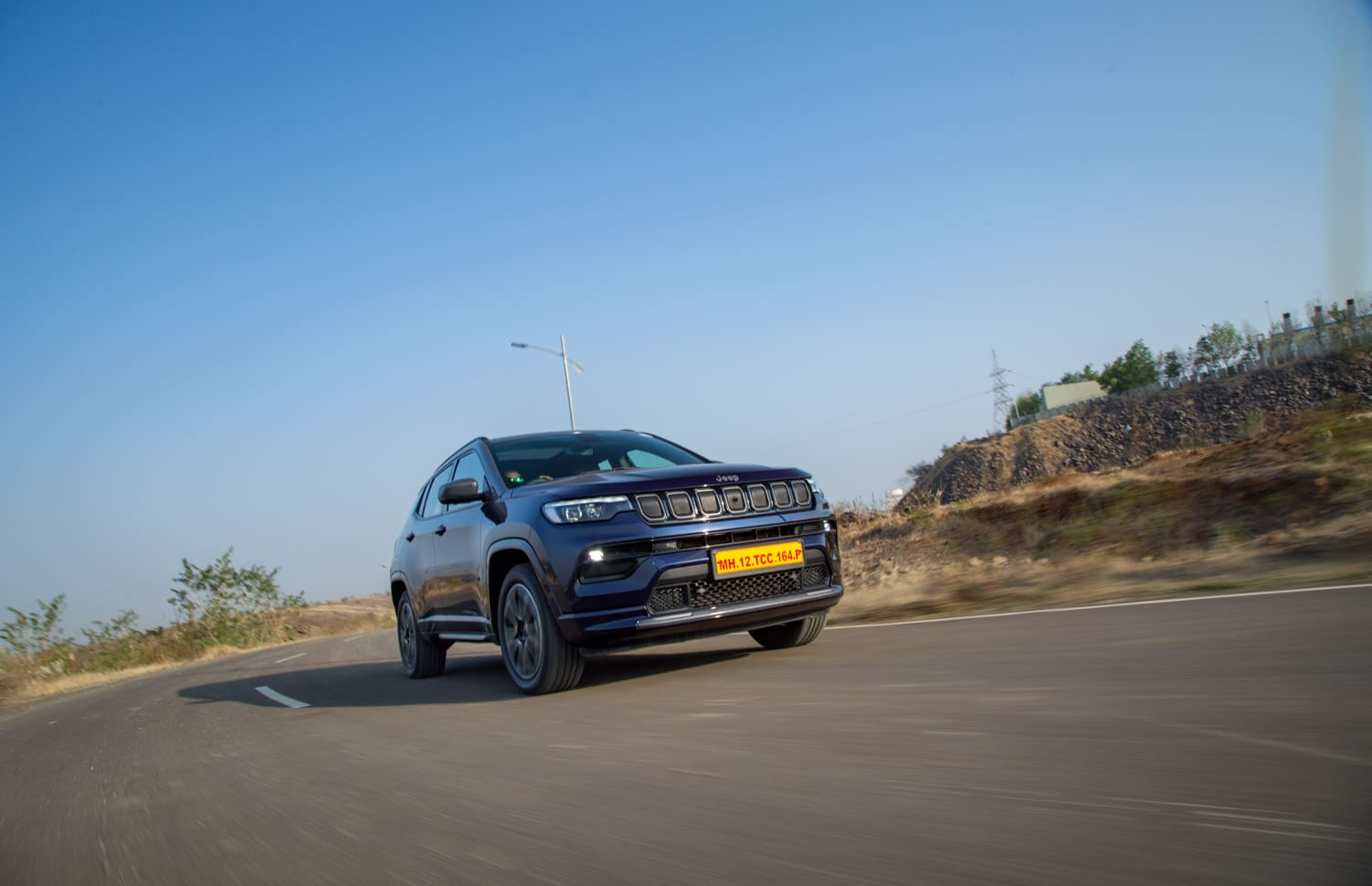 2021 Jeep Compass: First Drive Review