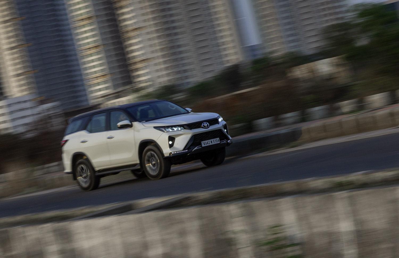 Toyota Fortuner Legender:  Review