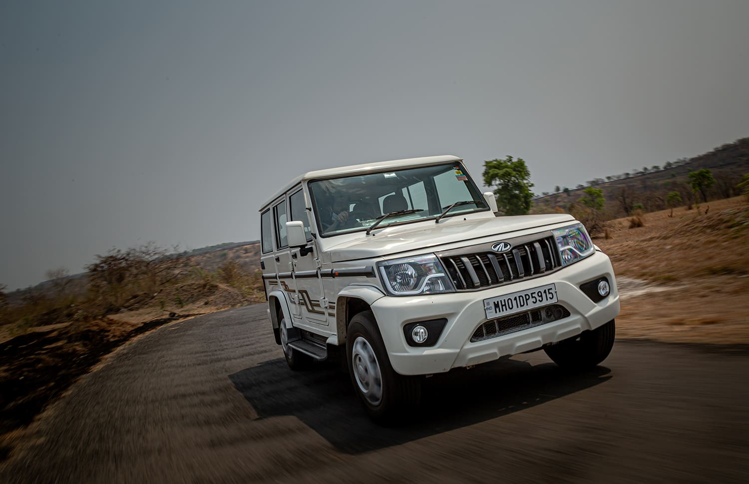 Mahindra Bolero BS6:  Review