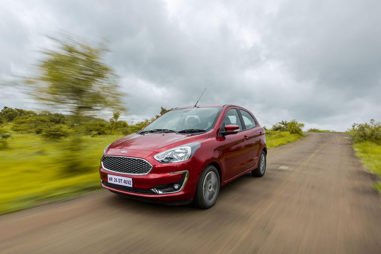 2021 Ford Figo Petrol Automatic: First Drive