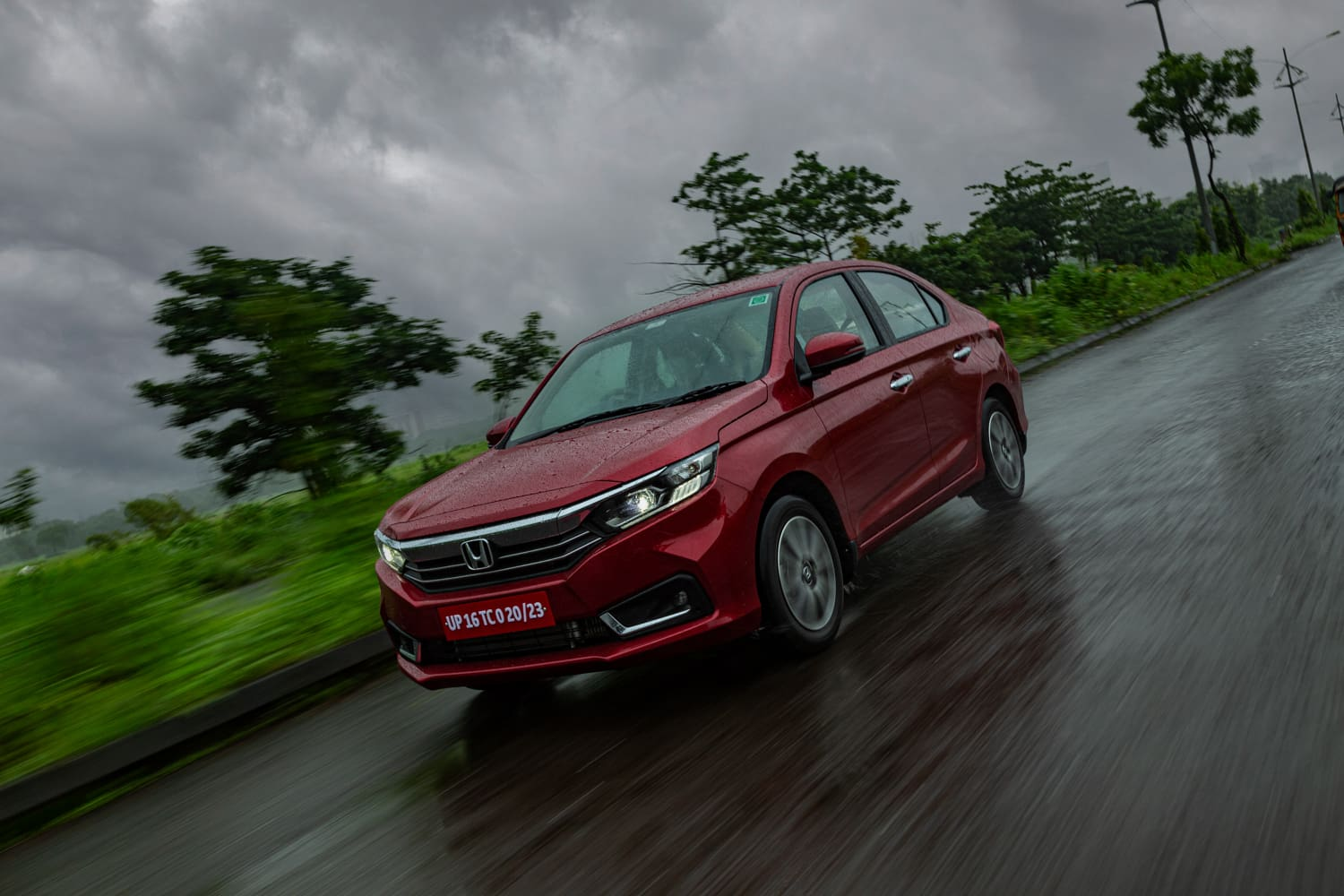 2021 Honda Amaze: First Drive Review