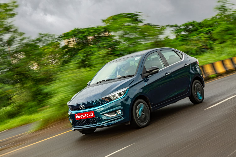 Tata Tigor EV Review: First Drive