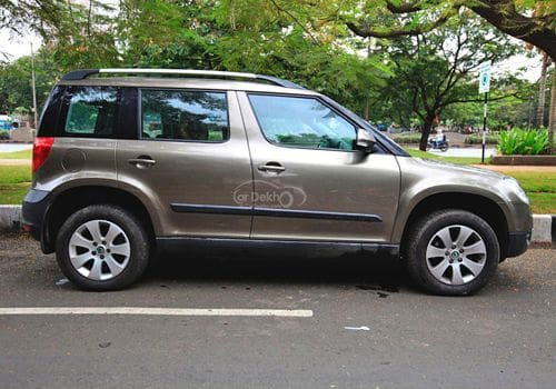 Skoda Yeti 4x4 Long Term Test  Report 1.