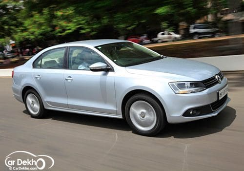 VW Jetta 1.4 TSi  The Eco-Jet