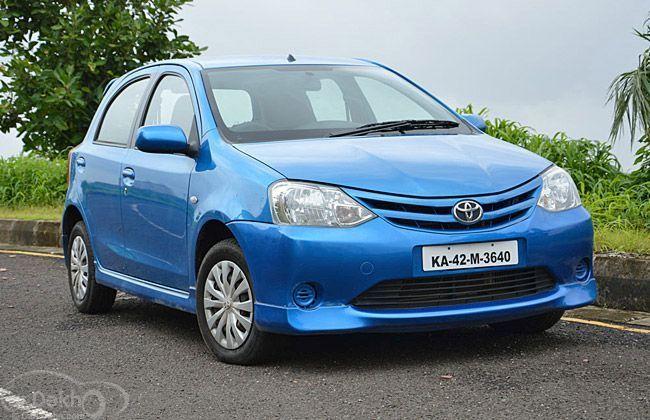 Toyota Etios Liva  Un-booting the Etios