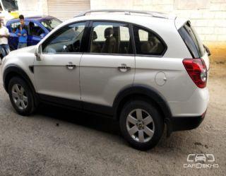 2011 Chevrolet Captiva LT