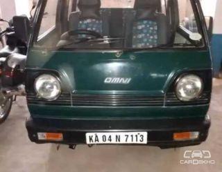 1997 Maruti Omni BSIII 8-STR W/ IMMOBILISER