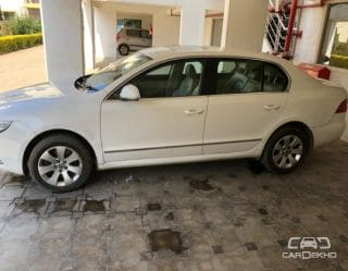 2013 Skoda Superb Elegance 2.0 TDI CR AT