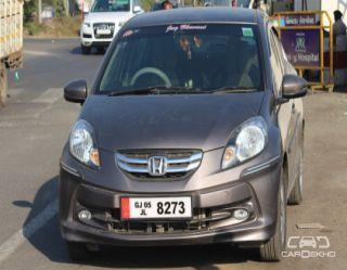 2015 Honda Amaze VX O iDTEC